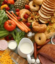 Zdravá výživa a jedlo